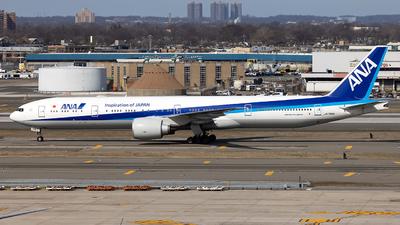 JA798A - Boeing 777-381ER - All Nippon Airways (ANA)