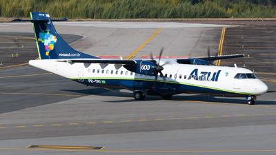 PR-TKI - ATR 72-212A(600) - Azul Linhas Aéreas Brasileiras