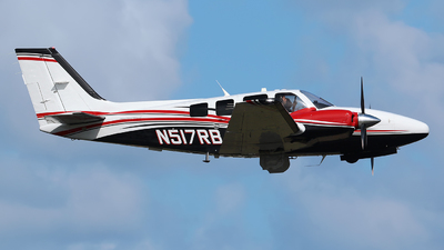 N517RB - Beechcraft G58 Baron - Private