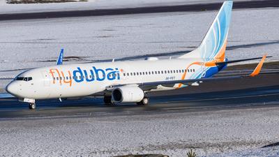 A picture of A6FET - Boeing 7378KN - FlyDubai - © Mikko Heiskanen