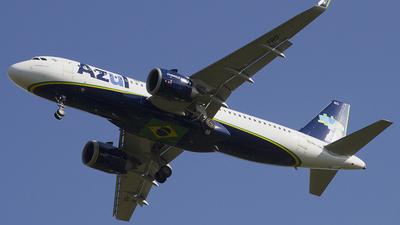 PR-YRO - Airbus A320-251N - Azul Linhas Aéreas Brasileiras