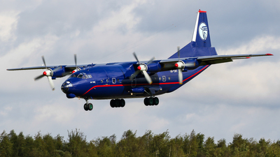 UR-CNT - Antonov An-12BK - Ukraine Air Alliance (UAA)