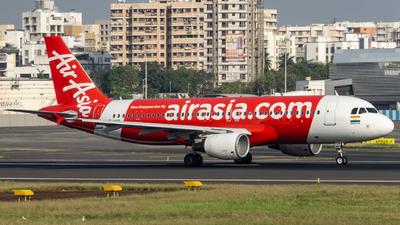 VT-IMP - Airbus A320-216 - AirAsia India