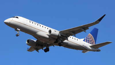 N748YX - Embraer 170-200LR - United Express (Republic Airlines)