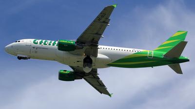 A picture of PKGLU - Airbus A320214 - Citilink - © M. Raykahn Ariga