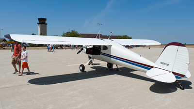 N89719 - Cessna 140 - Private