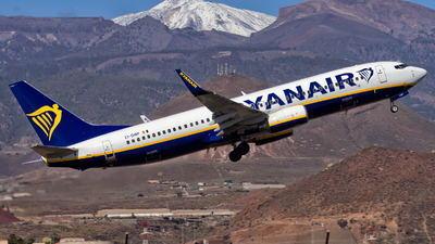 EI-DWF - Boeing 737-8AS - Ryanair