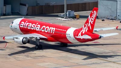 A picture of VTKUL - Airbus A320216 - AirAsia - © Sandeep Pilania