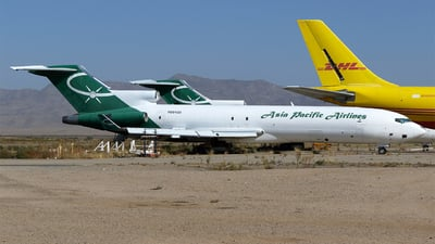 N86425 - Boeing 727-212(Adv)(F) - Asia Pacific Airlines