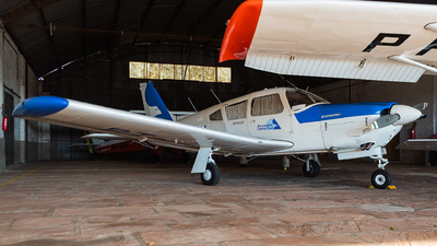 PT-IGU - Piper PA-28R-200 Cherokee Arrow II - Aeroclube de Santa Cruz do Sul