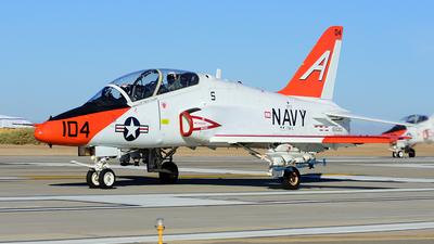 165083 - McDonnell Douglas T-45C Goshawk - United States - US Navy (USN)