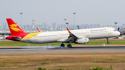 B-8188 - Airbus A321-231 - Capital Airlines