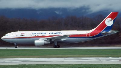 G-BMNC - Airbus A300B4-203 - Dan-Air London