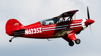 N6235Z - Pitts S-2B Special - Private