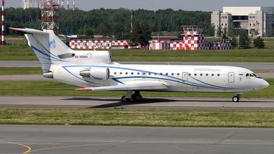 RA-42451 - Yakovlev Yak-42D - Gazpromavia