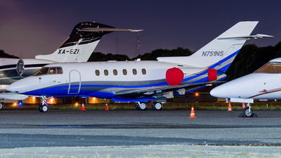 N751NS - Hawker Beechcraft 750 - National Air Services
