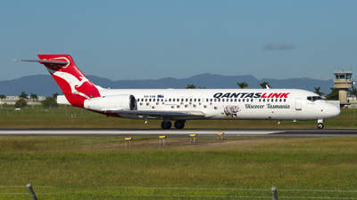 VH-YQW - Boeing 717-2BL - QantasLink (Cobham Aviation Services Australia)
