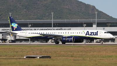 A picture of PSAEB - Embraer E195E2 - Azul Linhas Aereas - © Bruno Orofino