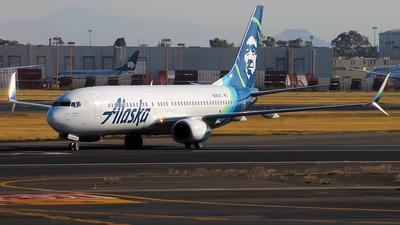N590AS - Boeing 737-890 - Alaska Airlines