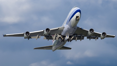 B-18710 - Boeing 747-409F(SCD) - China Airlines Cargo