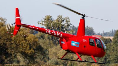 OE-XAU - Robinson R44 Raven II - Heli Austria