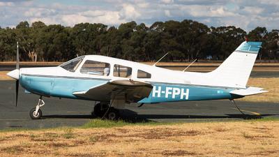 VH-FPH - Piper PA-28-161 Warrior II - Private