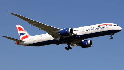 A picture of GZBKO - Boeing 7879 Dreamliner - British Airways - © J.M.Carballo