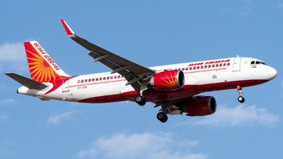 VT-CIN - Airbus A320-251N - Air India