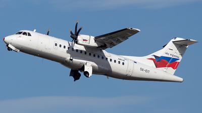 A picture of SXEIT - ATR 42500 - Sky Express - © Oksana