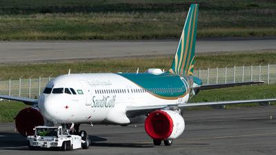F-WWBF - Airbus A320-251N - SaudiGulf Airlines