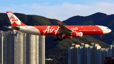 9M-XXQ - Airbus A330-343 - AirAsia X