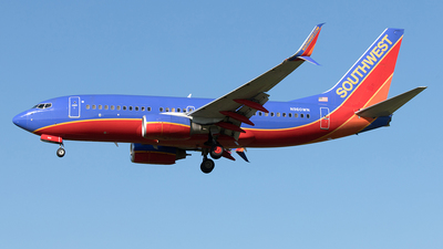 N960WN - Boeing 737-7H4 - Southwest Airlines