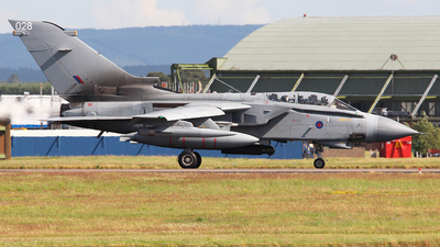 ZA463 - Panavia Tornado GR.4 - United Kingdom - Royal Air Force (RAF)