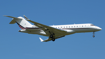 CS-GLC - Bombardier BD-700-1A10 Global 6000 - NetJets Europe
