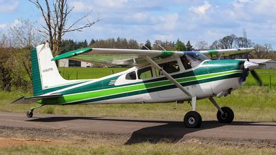 N180TB - Cessna 180F Skywagon - Private
