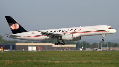 A picture of CFKAJ - Boeing 75723A(PCF) - Cargojet Airways - © Daniel Lapierre Forget