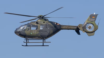 82-60 - Eurocopter EC 135T1 - Germany - Army