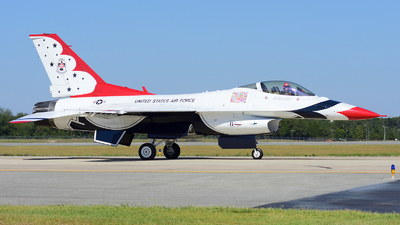 92-3908 - Lockheed Martin F-16CJ Fighting Falcon - United States - US Air Force (USAF)