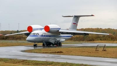 RF-72027 - Antonov An-72P - Russia - Federal Border Guards Aviation Command