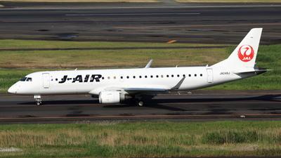 A picture of JA248J - Embraer E190STD - Noble Air Charter - © NRT Spotter
