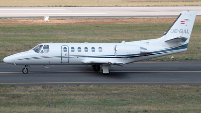 OE-GAL - Cessna 550 Citation II - Airlink