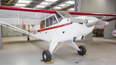 CC-DEK - Aviat A-1 Husky - Private