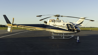 N811GP - Airbus Helicopters H125 - Private