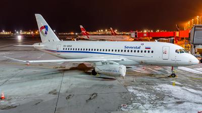 RA-89119 - Sukhoi Superjet 100-95B - Severstal Air Company