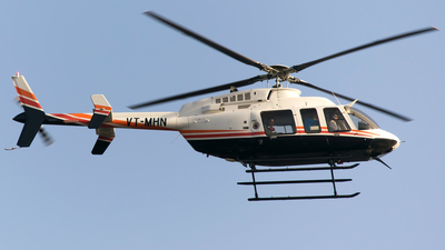 VT-MHN - Bell 407 - Private