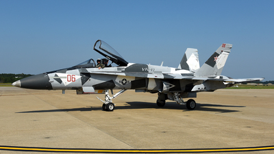 163148 - McDonnell Douglas F/A-18A Hornet - United States - US Navy (USN)