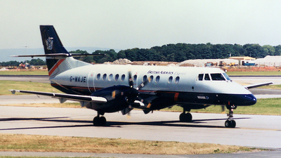 G-MAJE - British Aerospace Jetstream 41 - British Airways Express (British Regional Airlines)