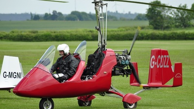 G-CDZZ - Rotorsport UK MT-03 - Private