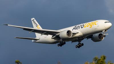 D-AALI - Boeing 777-F6N - AeroLogic