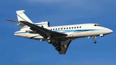 N720ML - Dassault Falcon 900EX - Private